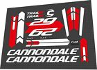 Cannondale Trail 5 29er 2014 Decal Set