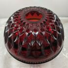 MCM Round Ball Sphere Shaped Fairy Lamp Light Red Flash Candle Votive Holder