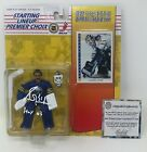 GRANT FUHR Signed 1994 Buffalo SABRES Starting Lineup FIGURE Canadian HOF SS COA