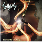 SADUS - Elements Of Anger ['97] RARE Out Of Print 1st PRESS !!! BRAND NEW !!!