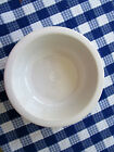 FIESTA, FIESTAWARE, CONTEMPORARY WHITE SERVING BOWL, NAPPY, EXCELLENT CONDITION