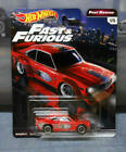 Hot Wheels Premium Wild Speed Mazda Rx 3 Fast And Furious