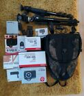 Canon EOS 5D Mark III 22.3MP Digital SLR Camera complete outfit.