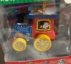Fisher Price Ornament 2006 Christmas Express Toy Train with Santa Not Hallmark