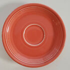 Modern Fiestaware Saucer Persimmon Color Perfect New Condition