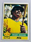 Reggie Jackson Baseball Cards, Rookie Cards and Autographed Memorabilia Guide 10