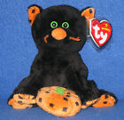 TY SUPERSTITION the HALLOWEEN CAT BEANIE BABY - MINT with MINT TAGS