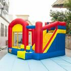 Magic Bounce House Castle Inflatable Bouncer Childs Jumper Slide without Blower