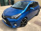 LARGER PHOTOS: 2015 (65) Toyota Yaris VVT-I Sport 1.33 sport 5D hatchback petrol low mileage