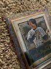 2020 Topps Museum Gold Museum Framed ROBIN YOUNT On-Card AUTO 07 10 Case Hit!!