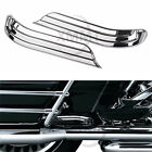 Chrome Swingarm Covers For Harley Touring Electra Street Glide Ultra Limited CVO