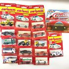 Lot of 17 MAJORETTE DIE CAST VEHICLESMADE IN FRANCEALL DIFFERENT