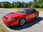 1999 Ford Mustang GT 35th Anniversary Edition 1999 Ford Mustang GT Convertible