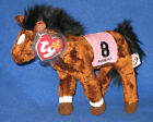 TY BARBARO the HORSE BEANIE BABY - MINT with MINT TAGS