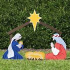 Outdoor Nativity Store Holy Family Outdoor Nativity Set Life Size Color