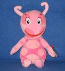 TY UNIQUA the BEANIE BABY (BACKYARDIGANS) - MINT with NEAR MINT TAGS - SEE PICS