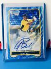 2012 Bowman Baseball Blue Wave Refractor Autographs Are Red-Hot 54