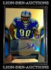 Ndamukong Suh 2010 Topps Unrivaled Blue Autographed Rookie RC Jersey# 90 125 1 1