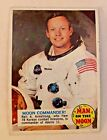 1969 Topps Man on the Moon Trading Cards 6