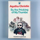 Agatha Christie By the Pricking of My Thumbs 1971 Vintage Fontana 1st Ed P B