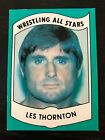 1982 Wrestling All Stars Series A and B Trading Cards 12