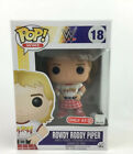 Funko Pop! Rowdy Roddy Piper #18 Vinyl Figure from WWE - Target Exclusive - New