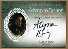 2016 Cryptozoic Vampire Diaries Season 4 Trading Cards 29