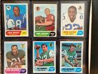 1968 Topps Football Cards 36