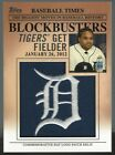 2012 Topps Update Series Baseball Blockbusters Patch Cards Guide 45