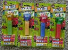 eBay Crystal Heart PEZ dispensers- Set of 4 on card! from 2000-limited to 5,000!