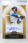 2020 Topps Tier One 1 1 Sammy Sosa Next Level Auto Autograph #1 1 Cubs