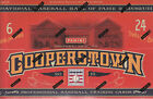 2013 PANINI COOPERSTOWN BASEBALL FACTORY SEALED HOBBY BOX HOF AUTOGRAPH