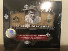 2007 Upper Deck SP Legendary Cuts Factory Sealed Hobby Box
