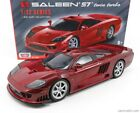 112 Scale SALEEN S7 twin turbo Red by MotorMax Diecast Model Car