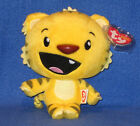 TY RINTOO the TIGER BEANIE BABY (NI HALO, KAI-LAN) -  MINT TAGS