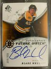 Hockey Card Design Evolution: SP Authentic Future Watch Rookie Card 11