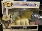 Flocked Appa Funko Pop 643 Box Lunch Exclusive Avatar The Last Airbender Figure