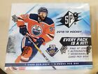 2018-19 UD Upper Deck SPX Hockey Factory Sealed Hobby Box FREE SHIP WORLDWIDE!
