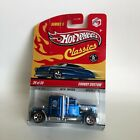Hot Wheels Classics Convoy Custom 26 30 Series 5 Blue W3