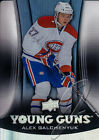 Finding Clarity: Acetate Young Guns Surprise in 2013-14 Upper Deck Series 2 Hockey 34