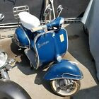 VESPA 1962 classic vintage motor scooter flawlessly restored