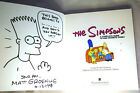 Not Enough D'Oh - Simpsons Trading Cards Autograph Guide 30