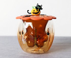Hot Starbucks Halloween Cat Scratch Cup Pumpkin Cup Orange Double Glass Cup