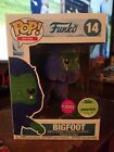 Funko POP: Myths - Bigfoot (Flocked - Blue)(2018 ECCC Shared)(2500 Pcs)