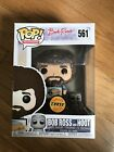 Funko Pop! Television Bob Ross and Hoot 561 Chase Edition