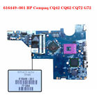 For HP G72 G62 Intel GM45 Laptop Motherboard 616449 001 100Tested