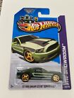 Hot wheels 2013 Super Treasure Hunt 10 Ford Shelby GT500 Supersnake mint