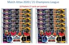 2020 21 Match Attax Champions League Soccer Cards - 10 Packets PRE-ORDER!