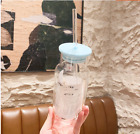 Hot Korea Starbucks 2020 Glass Transparent Baby Bottle Straw Cup 473ml with Lid