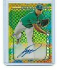 2014 Topps Finest Baseball Rookie Autographs Gallery, Guide 46